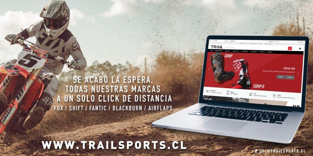 TRAILSPORTS.CL – El nuevo sitio que promete remecer el mundo de las 2 ruedas!