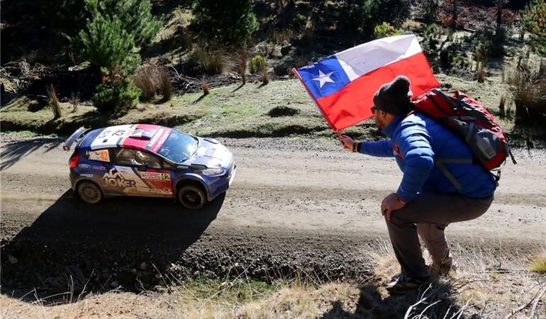 LO QUE SE VIO… Y NO SE VIO DEL INOLVIDABLE WRC DE CONCEPCIÓN