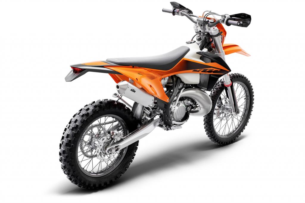 NUEVA GENERACIÓN DE MOTOS KTM 2020 : OJO CON LA EXC 150 TPI Y LA 300 ERZBERG RODEO