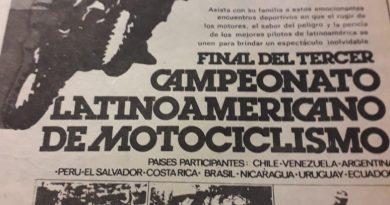 EL MOTOCICLISMO CHILENO Y SUS 72 HORAS DE FIESTA