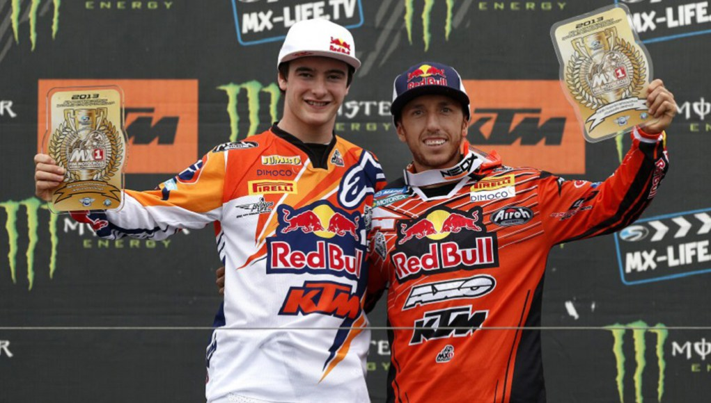 LESIONES DEJAN A CAIROLI Y HERLINGS OUT DEL MXGP DE ALEMANIA