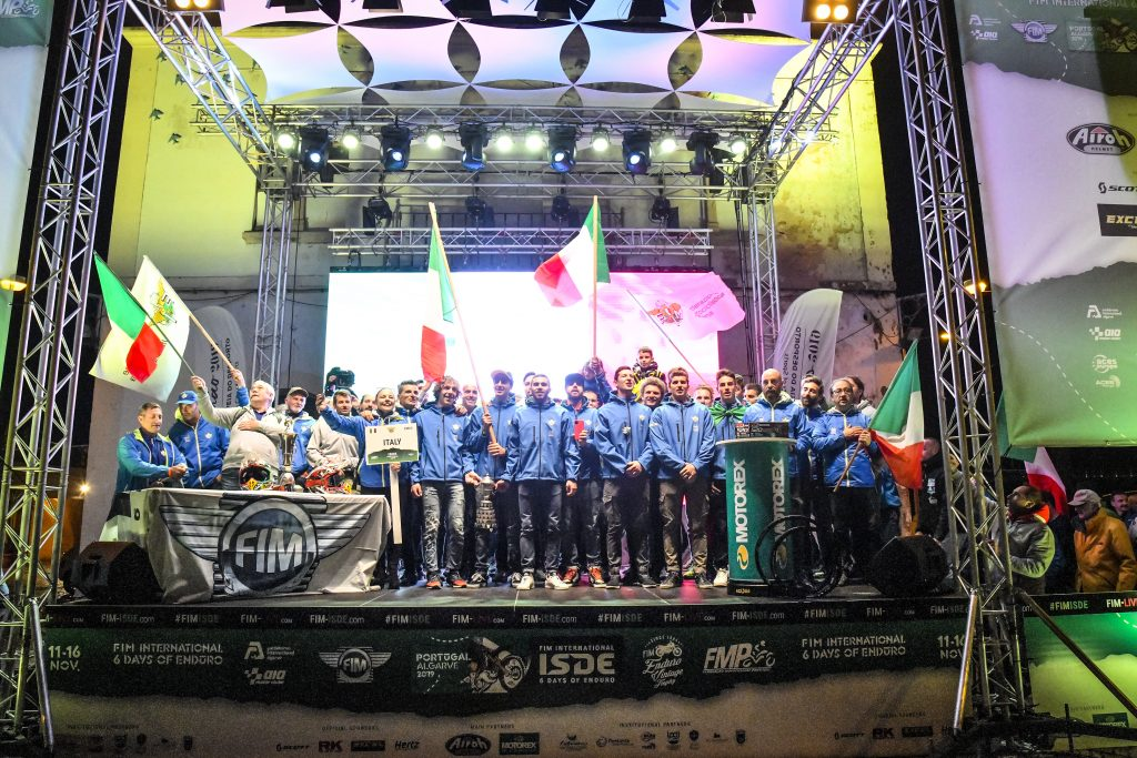 SIX DAYS DE ITALIA SE POSPONE PARA 2021