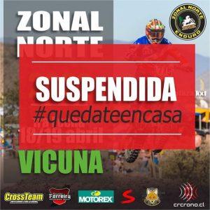 SUSPENDIDA - Primer Fecha  Campeonato Zonal Norte Enduro, Vicuña.