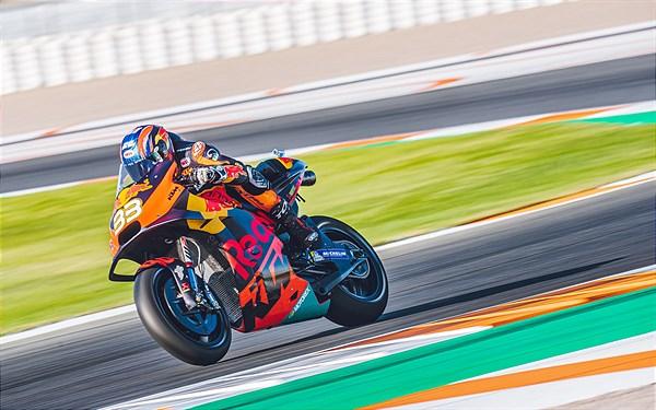 MOTOGP: KTM SE ADELANTA A TODOS; PROBARÁ EN AUSTRIA