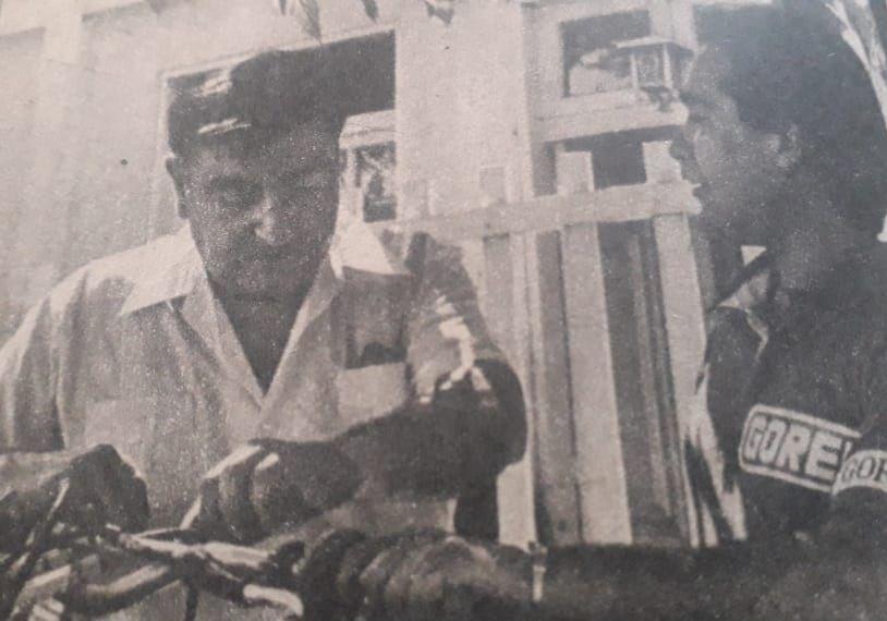 LA HISTORIA DE FELIPE HORTA EN EL MOTOCICLISMO, PARTE 1: EXITOSO CAMINO EN EL MX Y SUEÑO CUMPLIDO EN USA