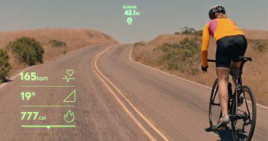 BLACK MIRROR : PODRÁS VER EL GPS EN TU OJO