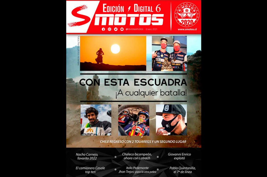 REVISTA DIGITAL SMOTOS N°6